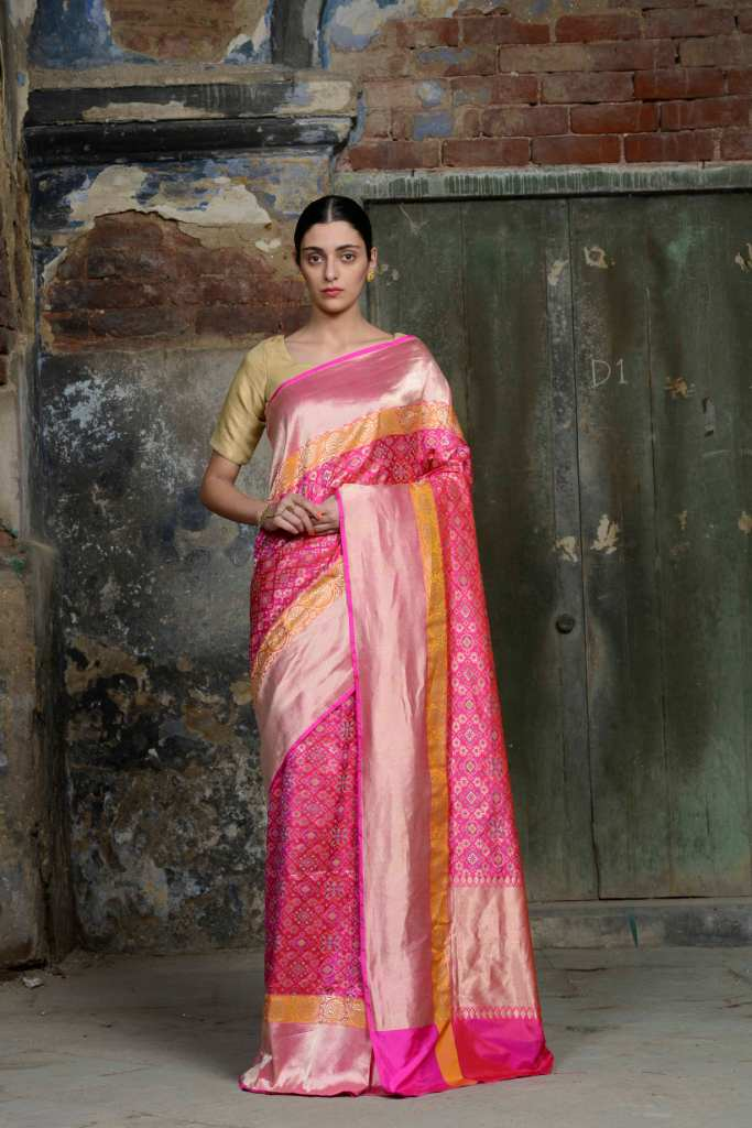 Ethnic Dukaan New collection saree