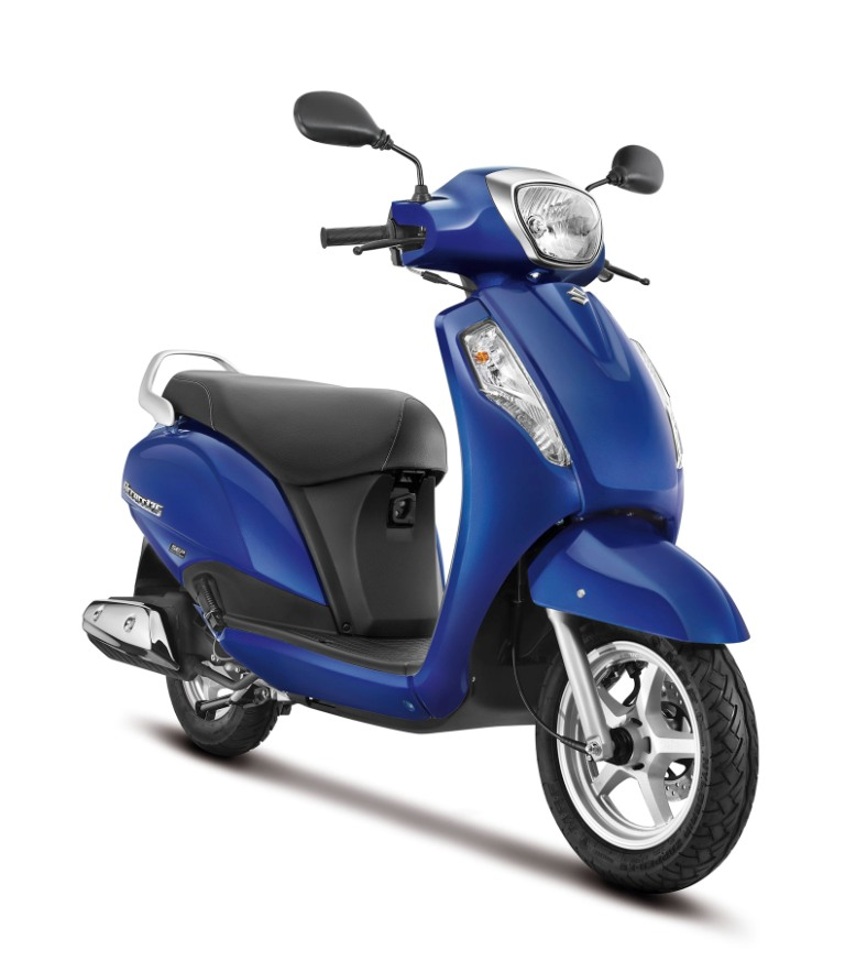 Suzuki launches new Access 125
