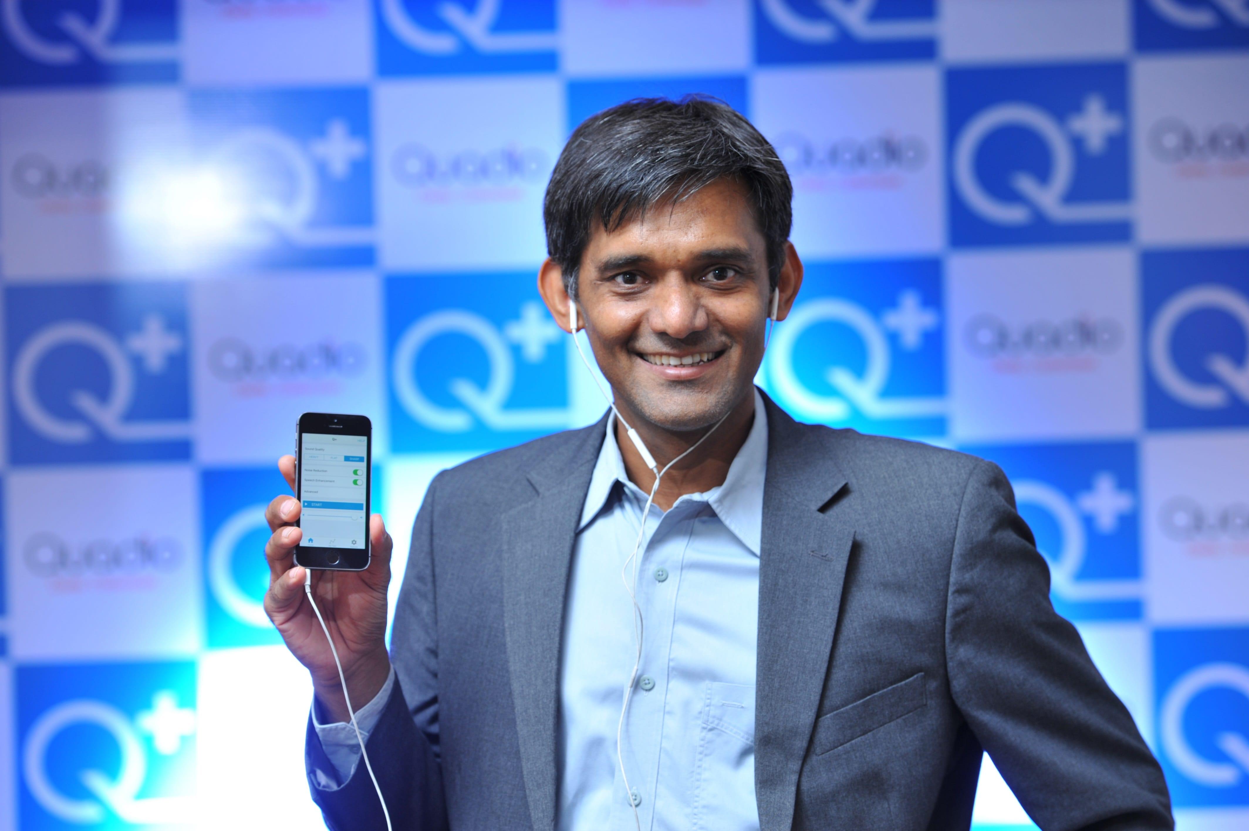 Anurag Sharma  Co-Founder and CTO  Quadio Devices Pvt Ltd