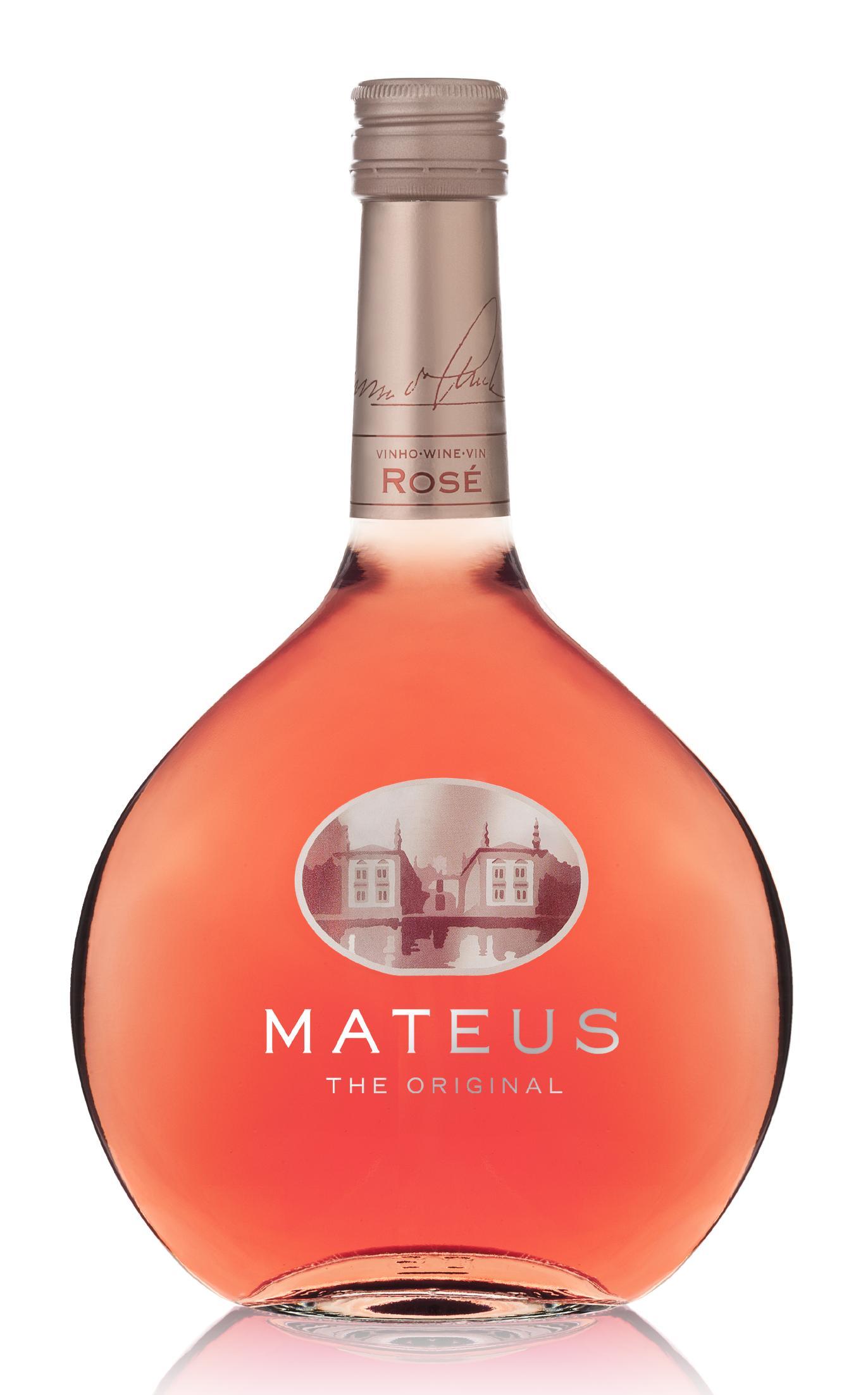 Mateus Clear Glass_THE ORIGINAL
