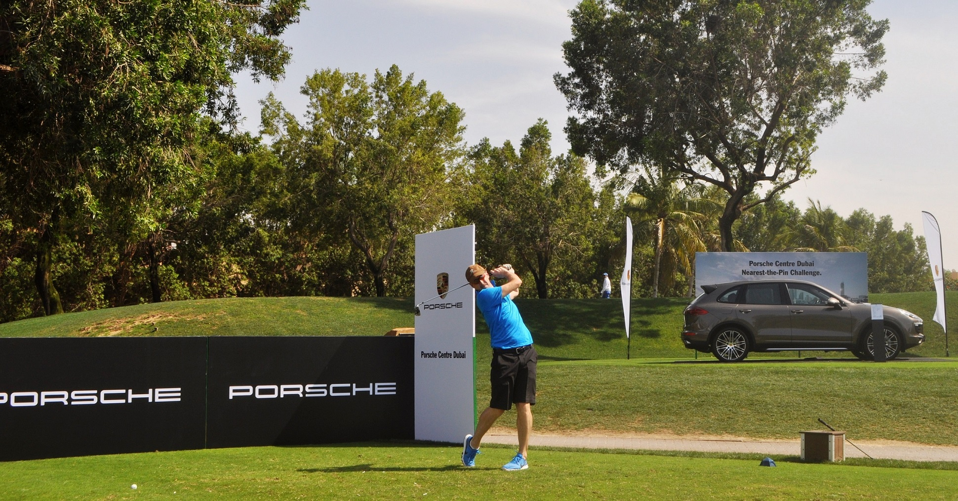 Porsche hole EGC