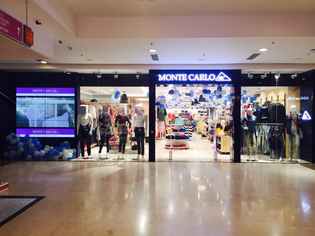 Monte carlo  Noida Store  DLF mall of India