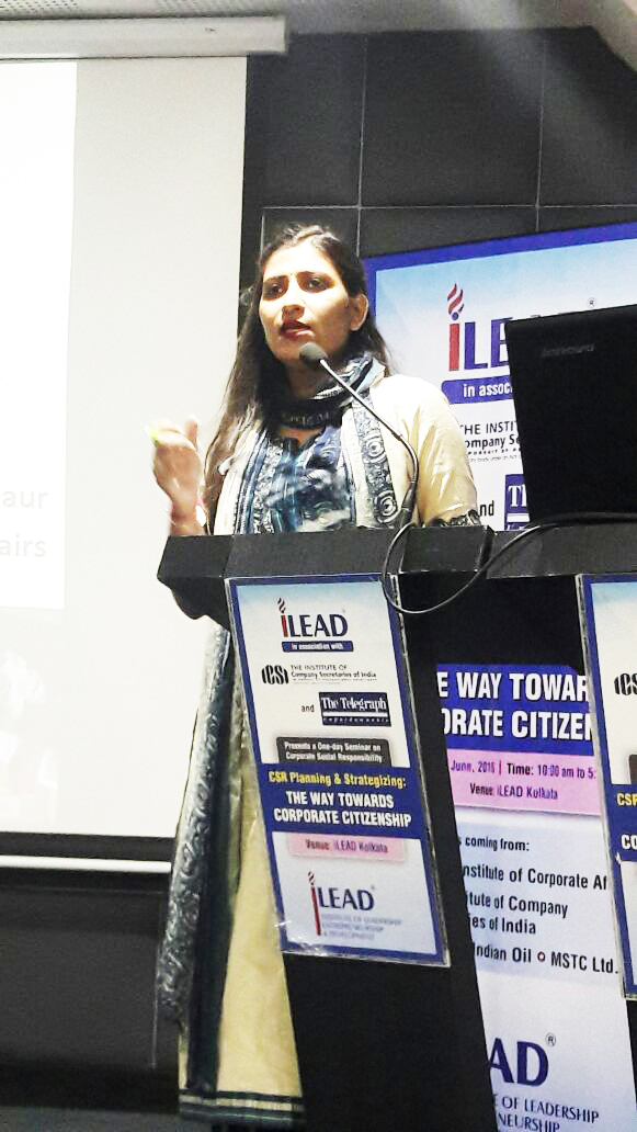 Ms Geetanjali Gaur  Program Manager  IICA