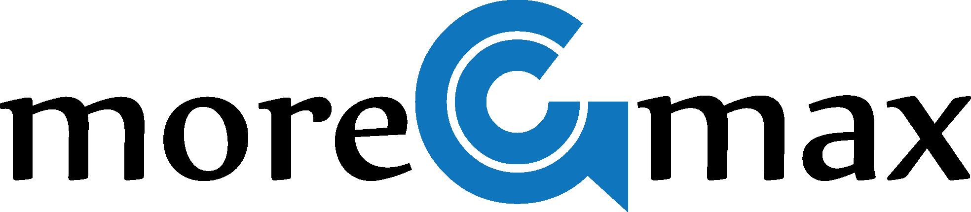 moreGmax logo