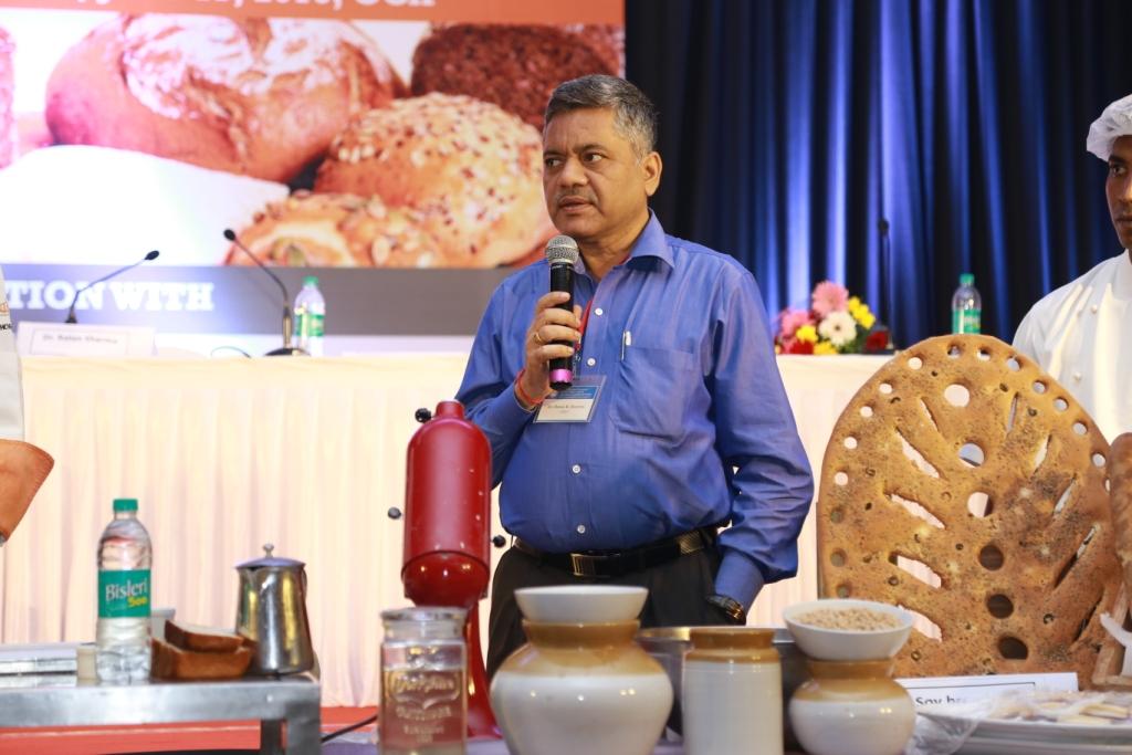 Dr. Ratan Sharma  Director  India Soy Food Program  U.S. Soybean Export Council