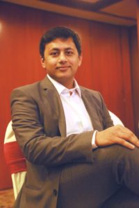 Mr. Vasudevan Iyer Director Knight Frank Hyderabad - Profile Pic