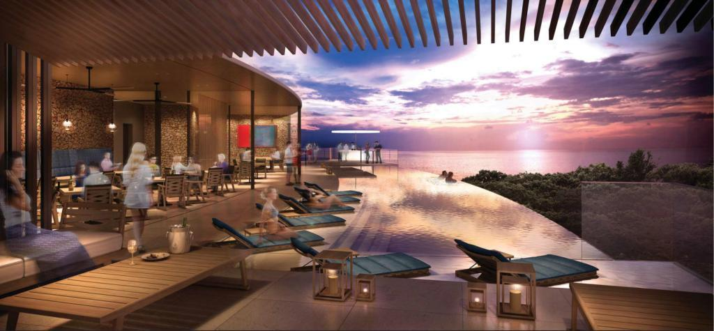 Sheraton Palau Resort Interior