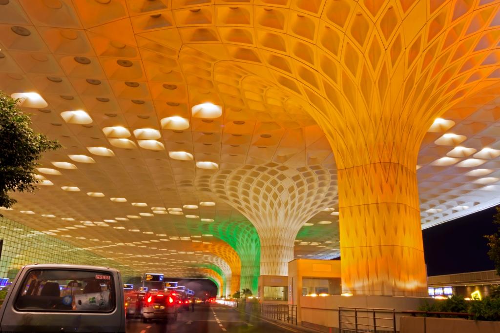 T2 in tricolour at Mumbai Airport_3