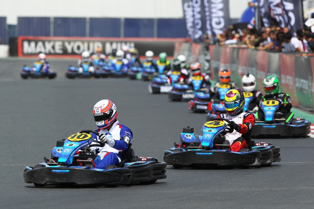 endurance-championship-driven-by-mini-at-dubai-kartdrome
