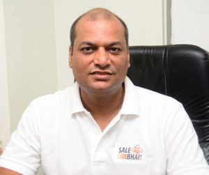 Vishwavijay Singh Co-Founder Salebhai.com